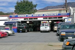 Auto Repair Shop & GM Vehicle Specialist in Pasadena, CA